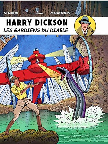 Harry Dickson, Tome 10 : les Gardiens du gouffre