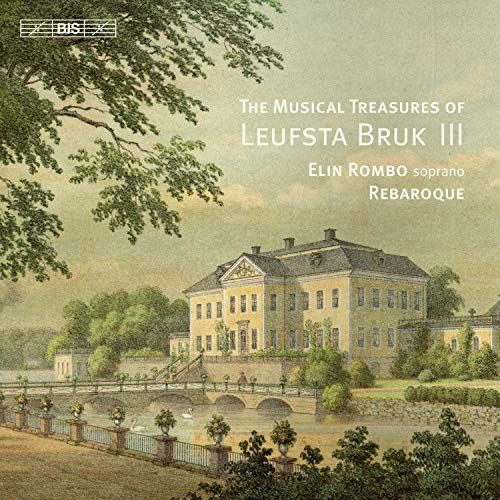 SACD : ELIN RAMBO - REBAROQUE - Treasures Of Leufsta Bruk 3