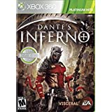 New Electronic Arts Dante's Inferno Action/Adventure Game Xbox 360 Excellent Performance
