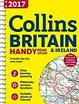2017 Collins Handy Road Atlas Britain...