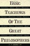 Basic Teachings of the Great Philosophers