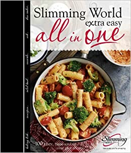Slimming world extra easy all in one slimming world 9781908256058 books Slimming world books free