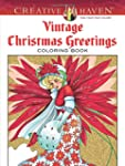Creative Haven Vintage Christmas Gree...