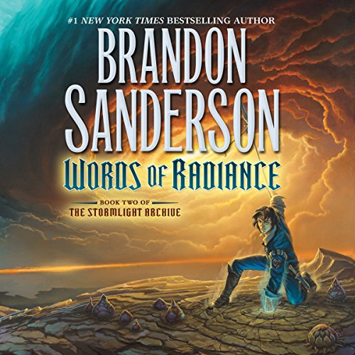 Words of Radiance (The Stormlight Archive #2) - Brandon Sanderson