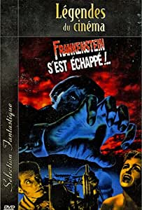 FRANKENSTEIN S'EST ECHAPPE!