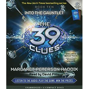 The 39 Clues Book 10  Into the Gauntlet