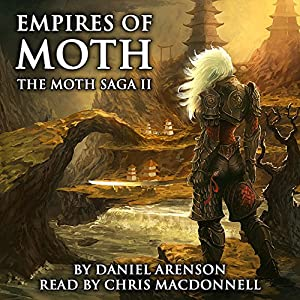 Empires of Moth Audiobook