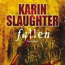 Fallen: A Novel Audiobook by Karin Slaughter Narrated by Jennifer Woodward