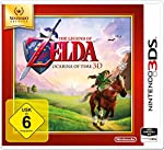 The Legend of Zelda: Ocarina of Time 3D - Nintendo Selects - [3DS]