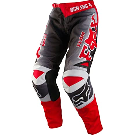 MX Pant Fox Honda 2015 180 Rouge