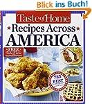 Taste of Home Recipes Across America:...