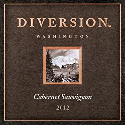 2014 Diversion Washington Cabernet Sauvignon 750 mL Wine