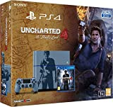 Console PlayStation 4 1 To + Uncharted 4: A Thief's End - �dition limit�e