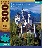 Large Size Travel: Neuschwanstein Castle 300 Pieces Jigsaw Puzzle