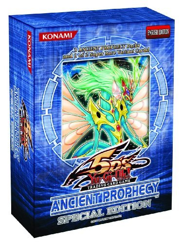 YuGiOh 5D's Ancient Prophecy SE Special Edition Pack [Random Promo Card] - 1