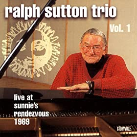 Ralph Sutton Trio Vol. 1