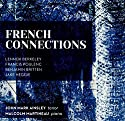 Ainsley, john Mark & Martineau, malcolm - French Connections: Berkeley Poulenc Britten [Audio CD]<br>$764.00
