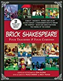 img - for Brick Shakespeare: Four Tragedies & Four Comedies book / textbook / text book