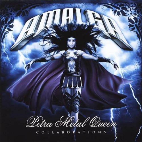 Amalga: Petra Metal Queen Collaborations front-888971