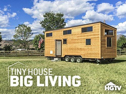 watch tiny house big living season 3 episode 12 tiny bus workshop. Black Bedroom Furniture Sets. Home Design Ideas