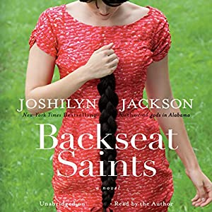 Backseat Saints Audiobook