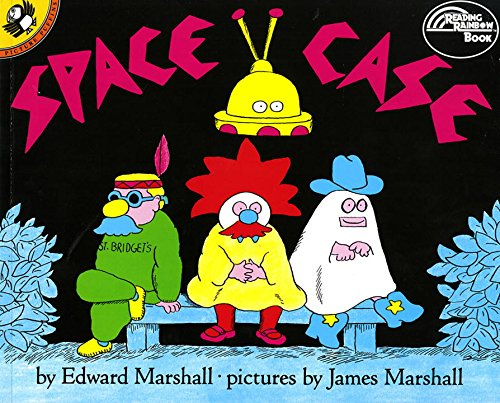 Reviews: Space Case (Reading Rainbow Book)- Children's Books On
