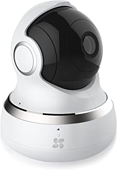 EZVIZ Mini 360 Pan/Tilt 720p Security Camera + $50 GC
