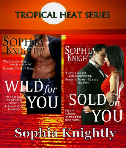 Tropical Heat Series Box Set by Sophia Knightly