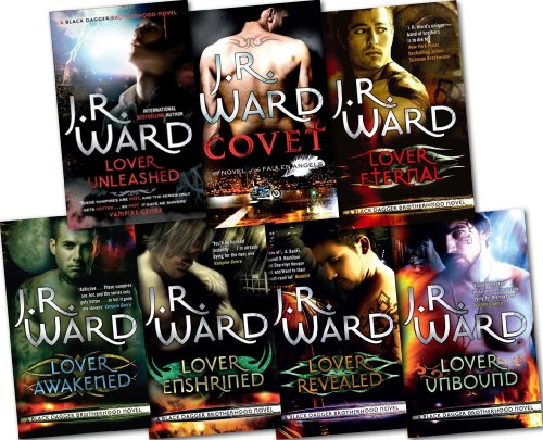 By J.R. Ward Dark Lover: The First Novel Of The Black Dagger Brotherhood