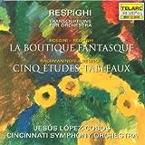 Respighi Transcriptions For Orchestra