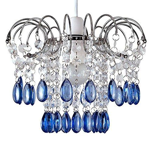abat-jour-moderne-bijoux-acryliques-claires-et-bleus-en-cascades-de-2-niveaux-tombant-dun-cadre-arai