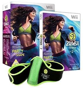 Zumba Fitness 2 (Wii)[Importación inglesa]