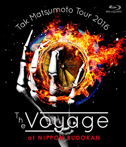Tak Matsumoto Tour 2016 -The Voyage- at 日本武道館[Blu-ray]