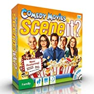 Scene It? Comedy Movies Game by Scree…