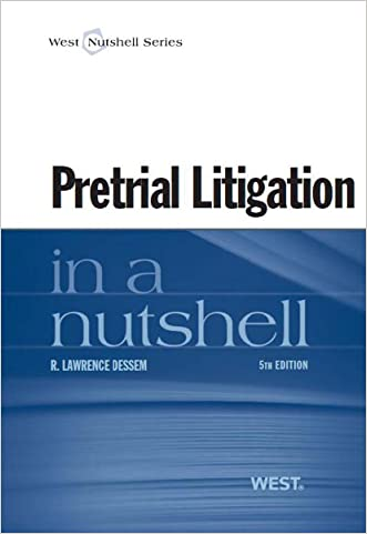 Pretrial Litigation in a Nutshell, 5th