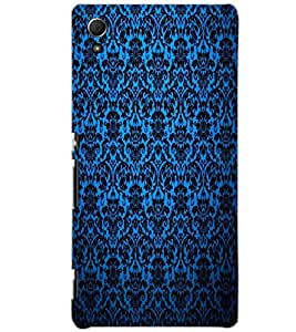 SONY XPERIA Z4 PATTERN Back Cover by PRINTSWAG