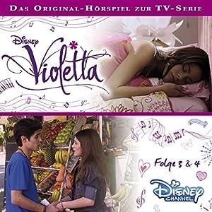 Violetta 3 & 4 Hörspiel