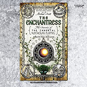 The Enchantress Audiobook
