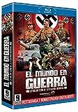 Pack El Mundo en Guerra  (The World at War) BD Blu Ray España - Edición restaurada de una de las mejores series documentales de la Historia