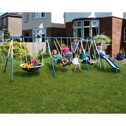 Kids Glider Swing front-775729