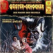 Die Nacht des Teufels (Geister-Schocker 31) | Frederic Sinclair