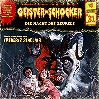 Die Nacht des Teufels (Geister-Schocker 31) Hörbuch