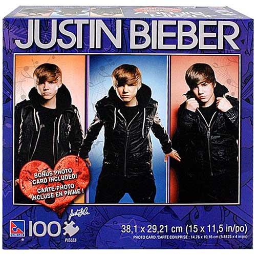 Buy Low Price Justin Bieber Justin Bieber Poster Puzzle 300