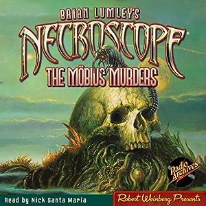 Necroscope: The Mobius Murders Audiobook