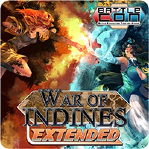 [Soda Pop Minis L99-BC005 BattleCON - War of Indines Extended Exp] (Soda Mini Costumes)