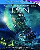 Pan (Blu-ray 3D) [2016]