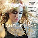 The Immortal Crown: Age of X, Book 2 (       UNABRIDGED) by Richelle Mead Narrated by Emily Shaffer