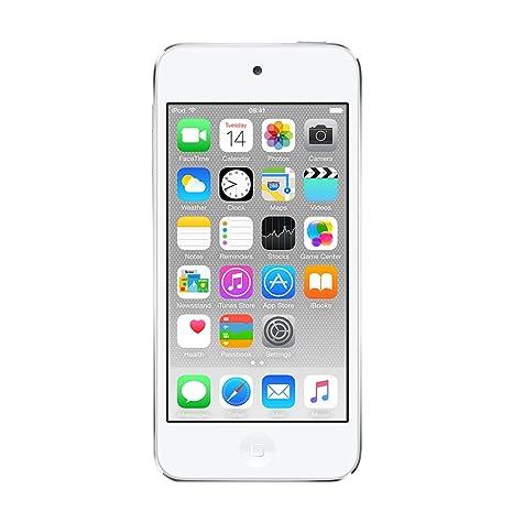 Apple 16GB Lecteur MP3 Argent
