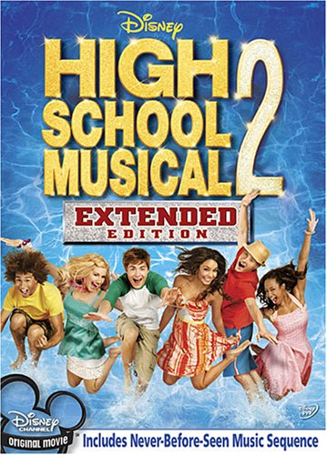 Cover art for  High School Musical 2 (Extended Edition)