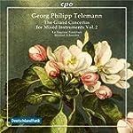 Telemann:Grand Concertos 2 [La Stagio...